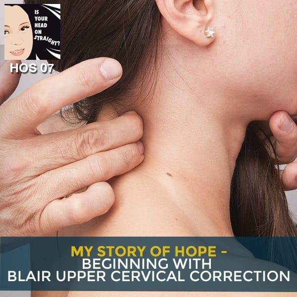 HOS 007   Blair Upper Cervical Correction