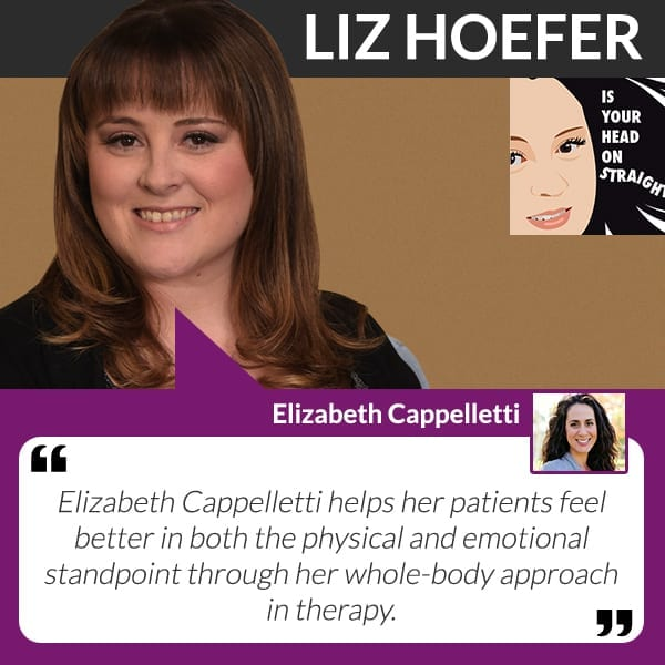 Blair Upper Cervical, Chiropractic, Dr. Elizabeth Hoefer, Dr. Tomp, Eliminating Crippling Low Back Pain And Living A Rich Life with Elizabeth Cappelletti, Elizabeth Cappelletti, Is Your Head On Straight